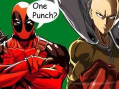 One Punch Man vs Deadpool