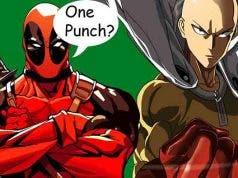 One Punch Man vs Deadpool