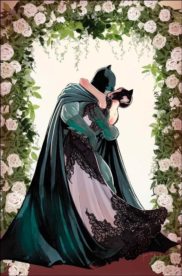 portada boda batman