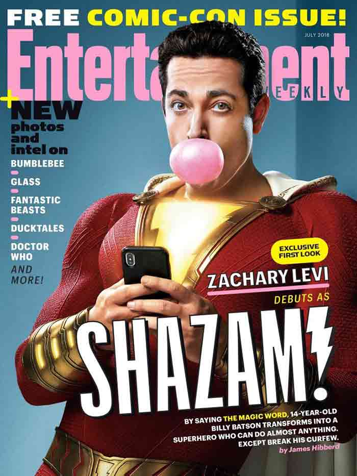 Shazam (Entertainment Weekly)