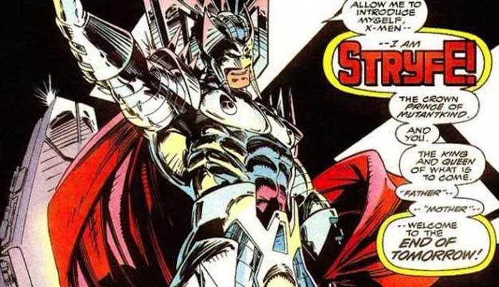Rod Liefeld dice que deadpool y la X-Force se enfrentaran a Stryfe