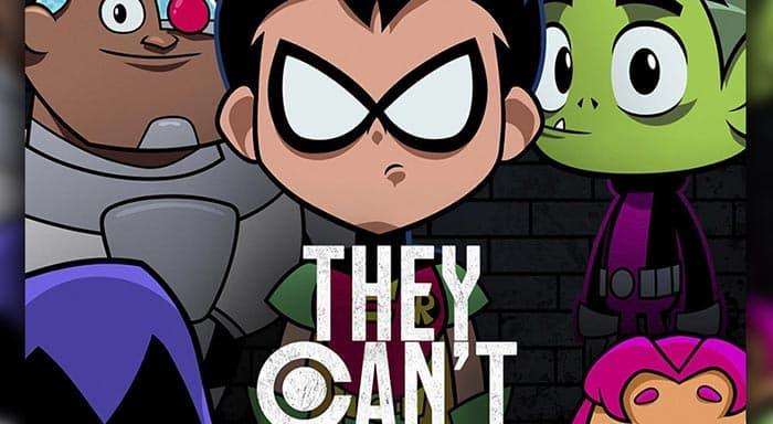 Las primeras críticas a Teen Titans GO (DC Comics)