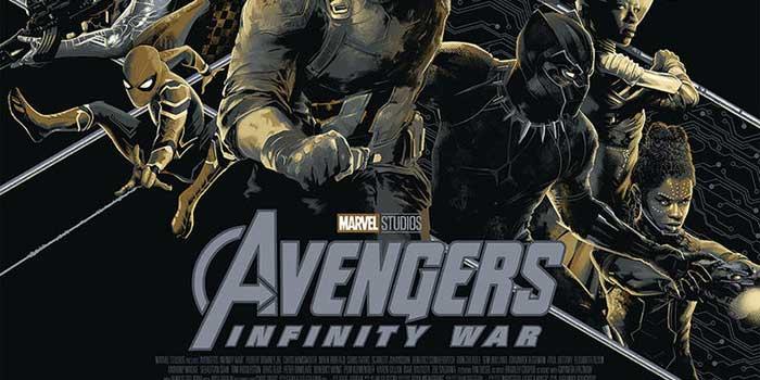 Vengadores: Infinity War en la Comic Con 2018
