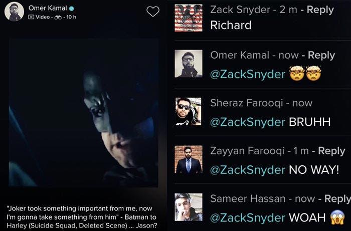 Zack Snyder explica la muerte de Robin en Batman v Superman: El amanecer de la Justicia