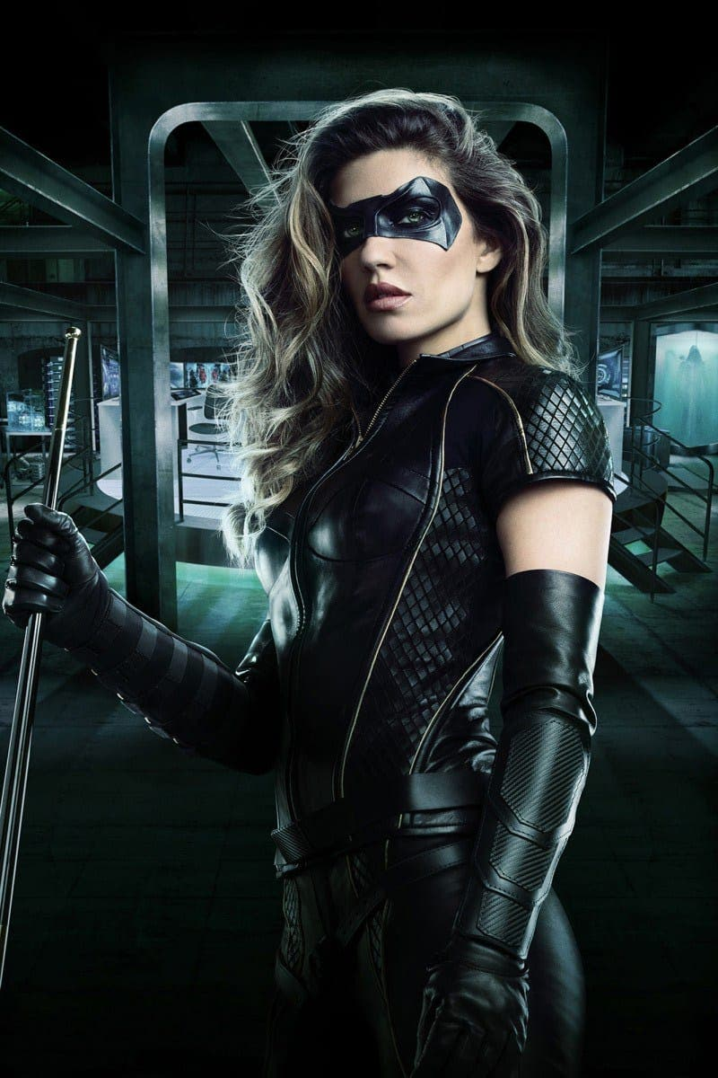 Black Canary Juliana Harkavy