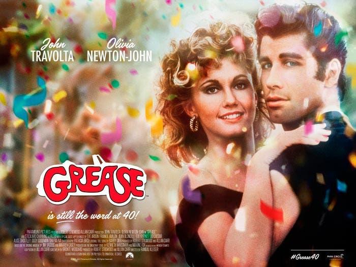 Grease 40 aniversario