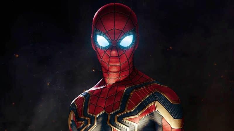 Iron Spidey vengadores infinity war
