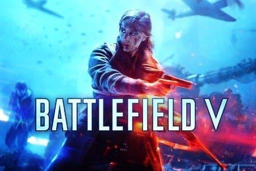 Portada Battlefield V de Electronic Arts
