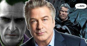 Alec Baldwin será el padre de Batman, Thomas Wayne, en la película del Joker de Joaquin Phoenix
