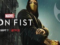 Banner de Iron Fist temporada 2 en Netflix