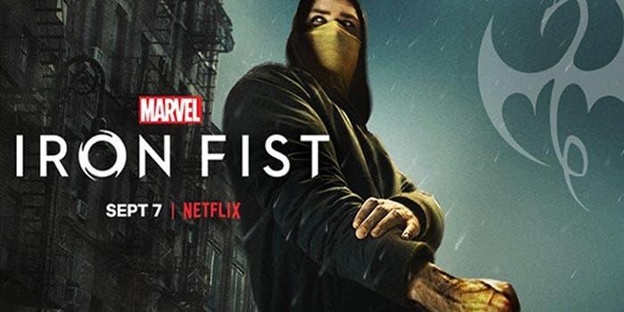 Iron Fist temporada 2 online en Netflix