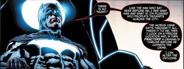Batman: Dios del Conocimiento