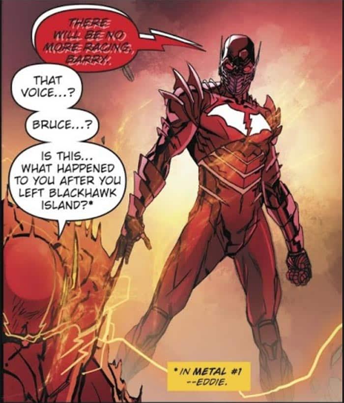 Batman: Red Death