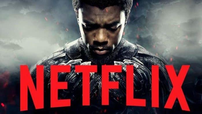 Black Panther en los Estrenos Netflix Septiembre 2018