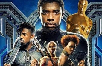 Marvel irá a los Oscars 2019 con Black Panther