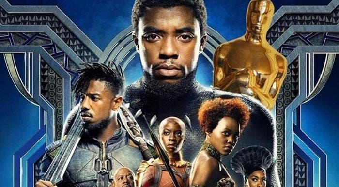Black Panther, nominada a los Oscars 2019 como Mejor Película