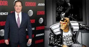Brendan Fraser será Robotman en la serie de La Patrulla Condenada