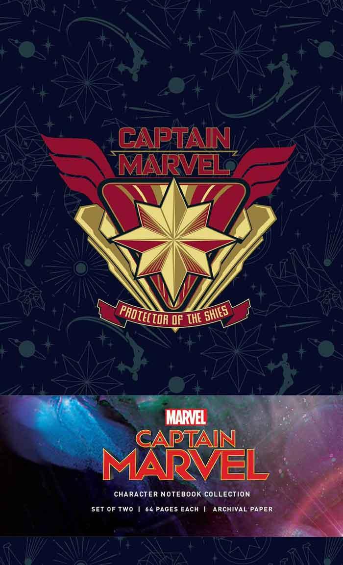 Imagen promocional de Capitana Marvel (2019)