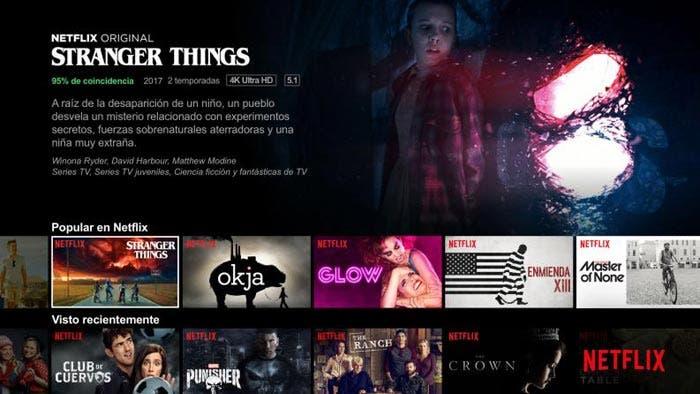 Crean una web para buscar las mejores películas y series en Netflix
