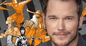 Chris Pratt en Cowboy Ninja Viking