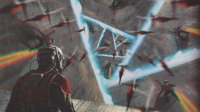 concept art Ant-man y la avispa