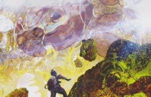 concept art Ant-man y la avispa de Marvel