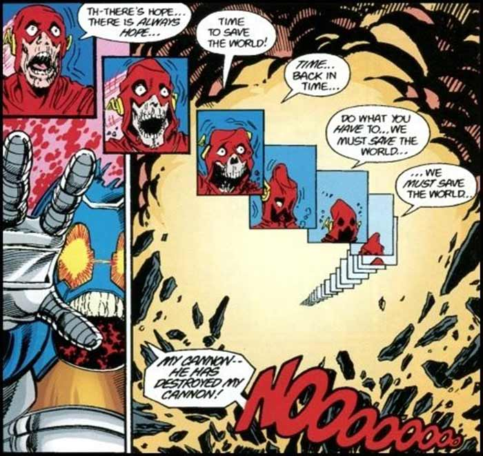 Crisis en Tierras Infinitas | 5 cómics de Flash que deberías leer (DC Comics)