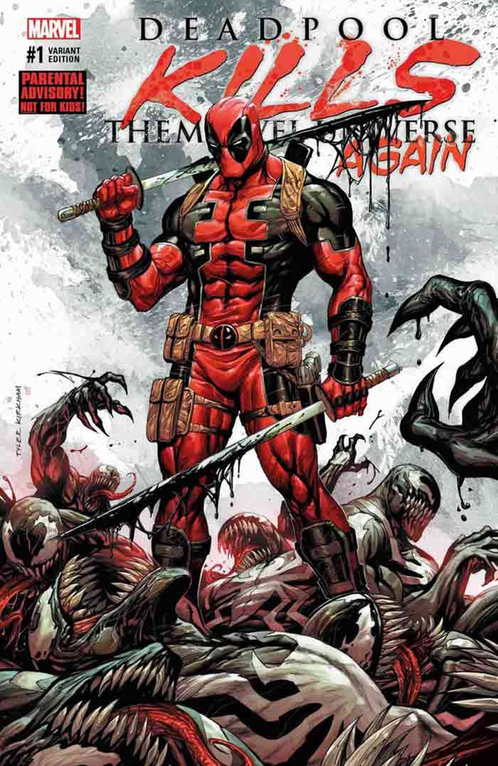 Deadpool Kills (Deadpool 3)