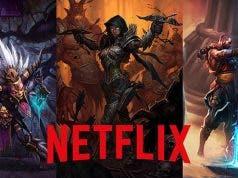 Diablo podría ser una serie de Netflix y Blizzard