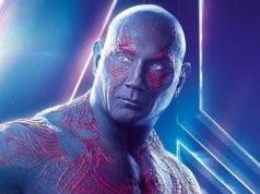 Drax es invisible en Vengadores: Infinity War