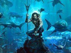 El estreno de Aquaman en diciembre