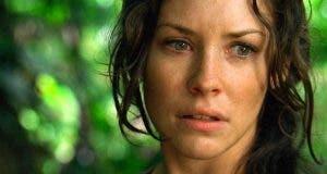 Evangeline Lilly en Perdidos