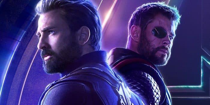 Capitán América y Thor