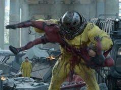 Juggernaut matando en Deadpool 2