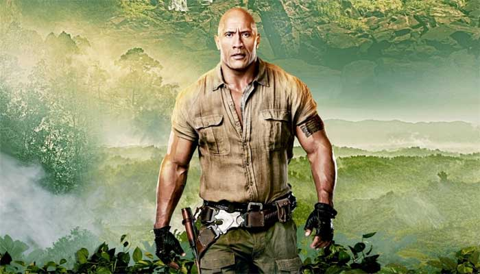 Jumanji Dwayne Johnson - Golpe en la Pequeña China