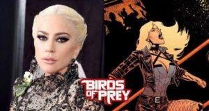 Lady Gaga en Aves de Presa