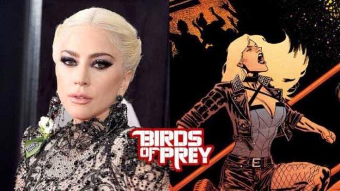 Aves de Presa: Warner se empeña en contratar a Lady Gaga