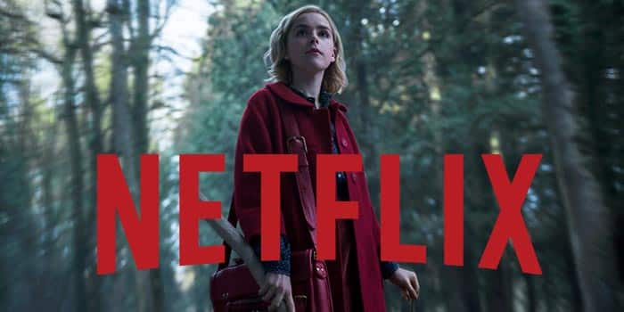 Las escalofriantes aventuras de Sabrina (Netflix)