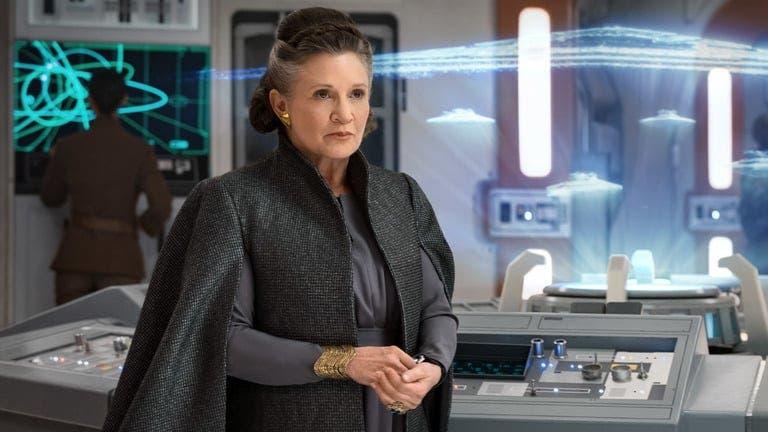 """Star Wars 9 será """"mágica"""" según la actriz Billie Lourd"""