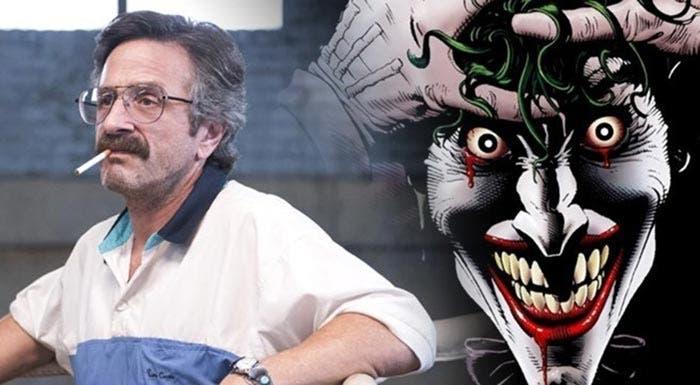 Marc Maron en la película del Joker