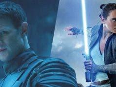 Matt Smith (Doctor Who) ficha por el Episodio IX (Star Wars 9)