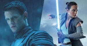 Matt Smith (Doctor Who) ficha por el Episodio IX (Star Wars 9)