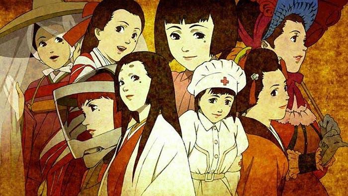 5 animes que podrías ver con tus padres | Millennium Actress (2001)