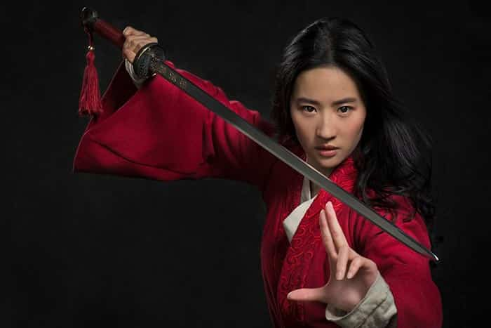 Mulan en acción real (Disney)