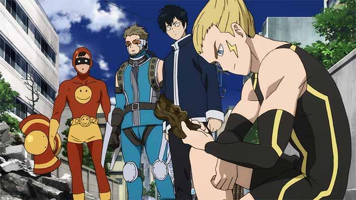 Los nuevos personajes en One Punch Man temporada 2