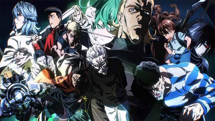 Los héroes de Clase S en One Punch Man temporada 2
