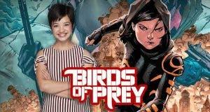 Peyton Elizabeth Lee podría ser Cassandra Cain en Aves de Presa