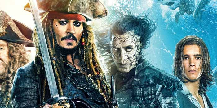 Piratas del Caribe 6 (Johnny Depp)
