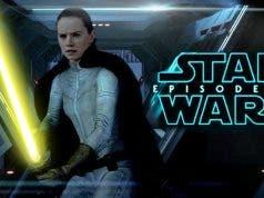 El entrenamiento de Rey en Star Wars 9 (2019)