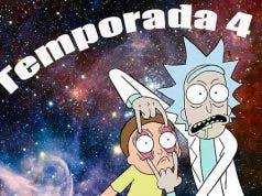 Rick y Morty temporada 4